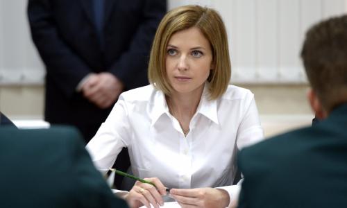 Почему Поклонская уходит из большой политики: исчерпала свой ресурс