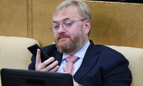 Милонов предложил лишить пенсии одну из категорий россиян