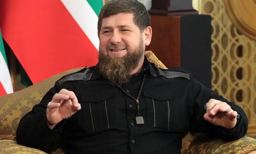 Кадыров пообещал покинуть пост Чечни, если проиграет пари блогеру
