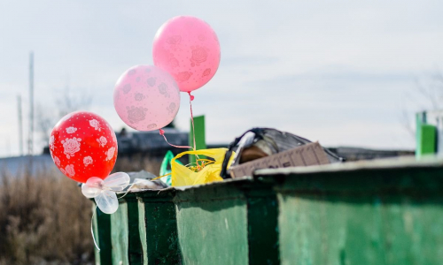 В доме никто не живёт. Нужно ли платить за вывоз мусора?