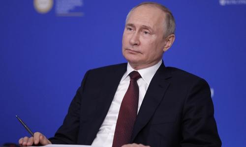Путин раскритиковал законопроект Зеленского о «коренных народах»