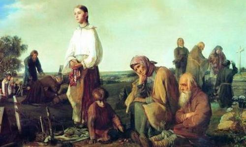 Почему русские не оплакивали умерших детей