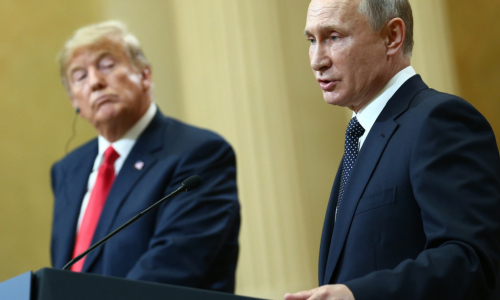 Владимир Путин дал интересную характеристику Дональду Трампу