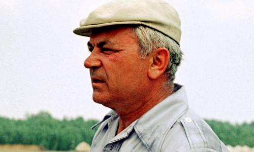 С могилы режиссера Сергея Бондарчука исчез памятник