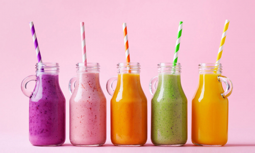 Семь напитков для похудения
