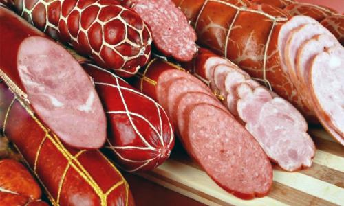 На Украине создадут самую большую карту страны из колбасы