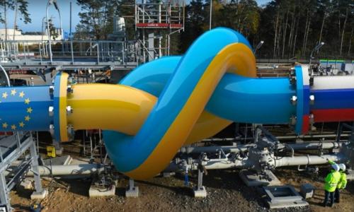 США потребовали от России увеличить поставки газа через Украину