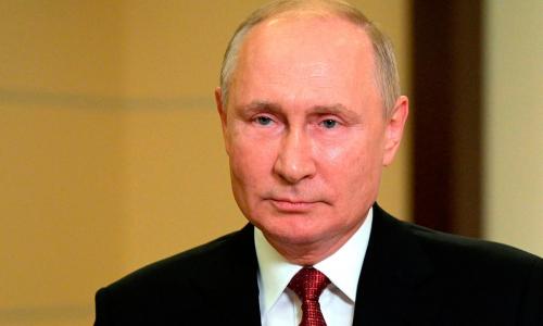 Путин заявил о полном восстановлении российской экономики