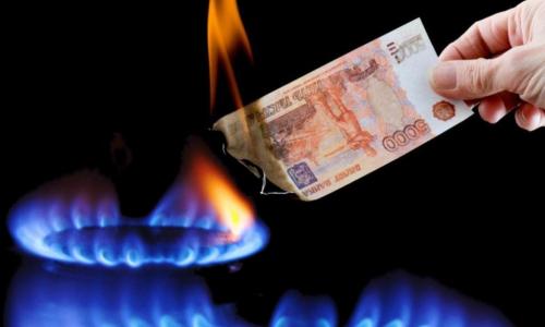 В России подорожает газ