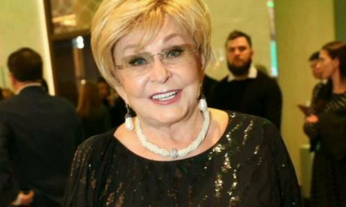 Народная артистка пожаловалась на пенсию в 47 тыс. рублей