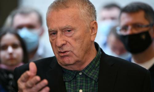 Жириновский предложил вернуть ссылки в России