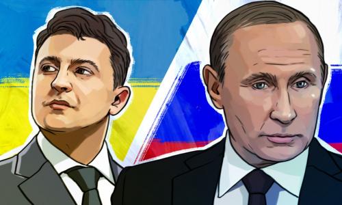 В Кремле заявили о готовности Путина встретиться с Зеленским